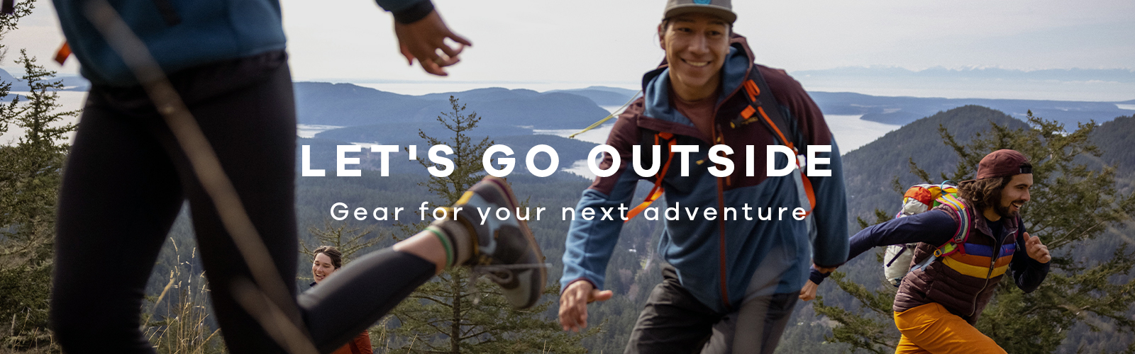 Let's go outside | Gear for your next adventure