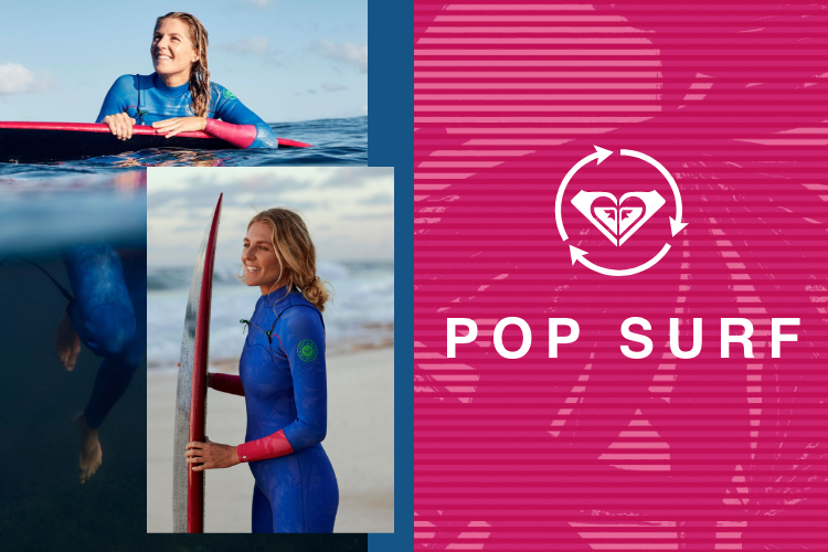 ROXY POP SURF