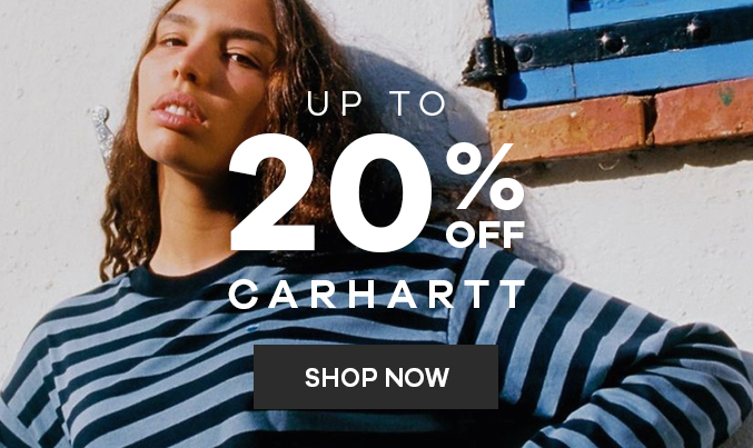 Carhartt   Up to 20% off