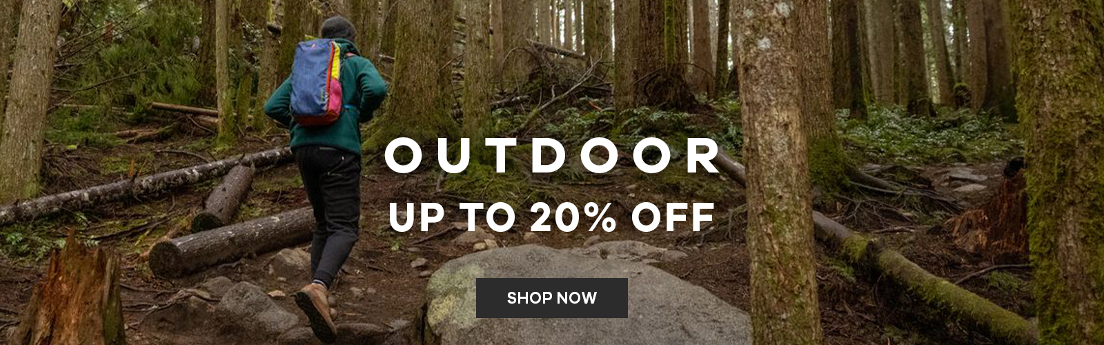 Outdoor   Up to 20% off