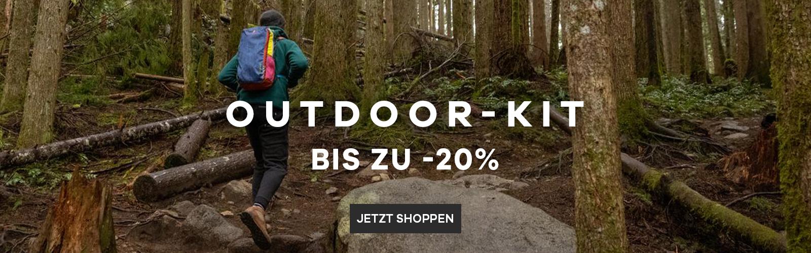 Outdoor-kit   Bis zu -20%