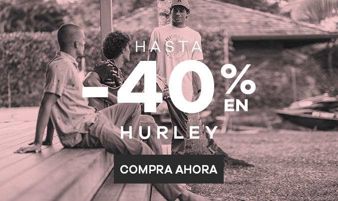 Hurley | Hasta -40%