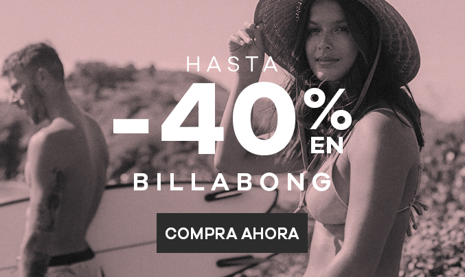 Billabong | Hasta -40%