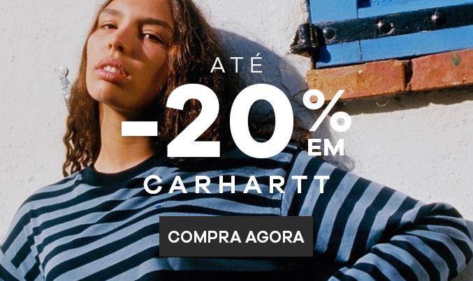 Carhartt   Até - 20%