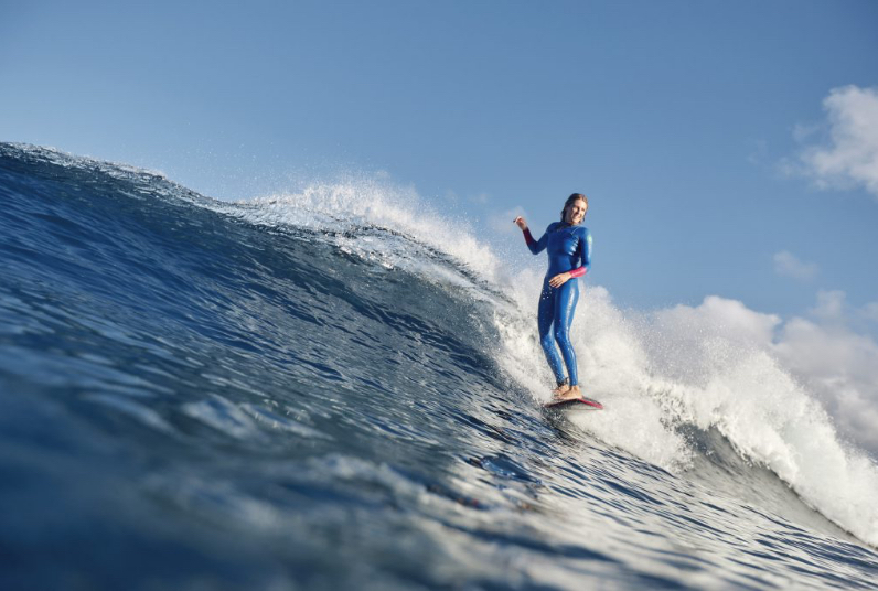 The Best Women's Surfing Wetsuits 2021